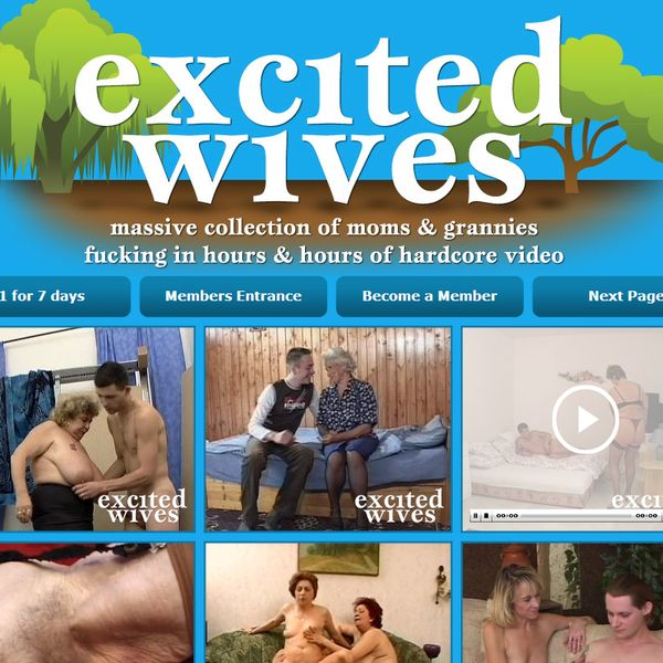 Click here to enter excitedwives.com